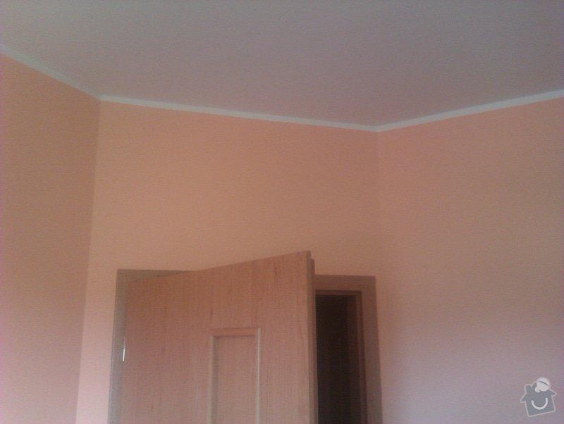 Malování a drobné opravy: 1