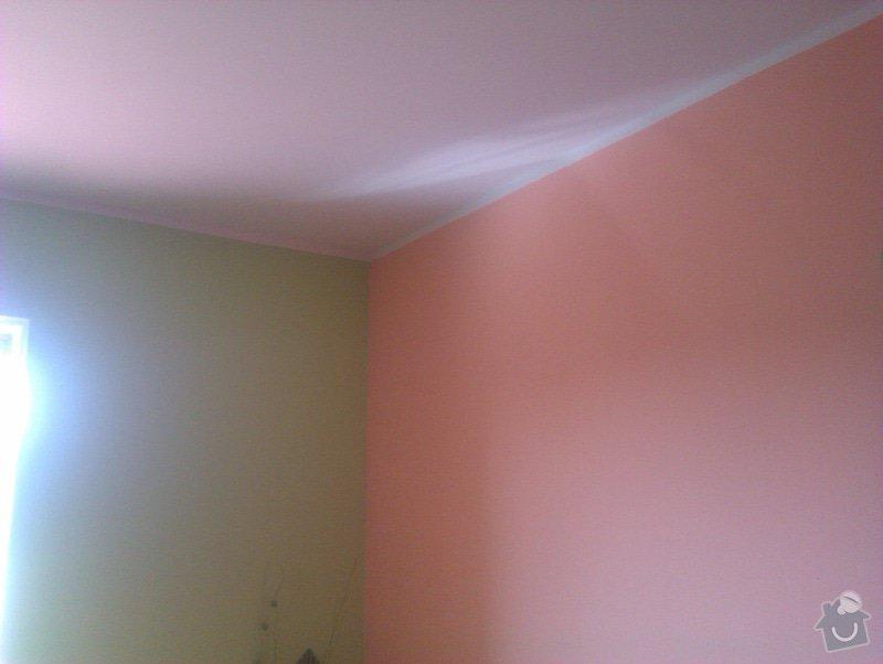 Malování a drobné opravy: 2