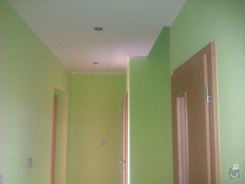 Malování a drobné opravy: 5