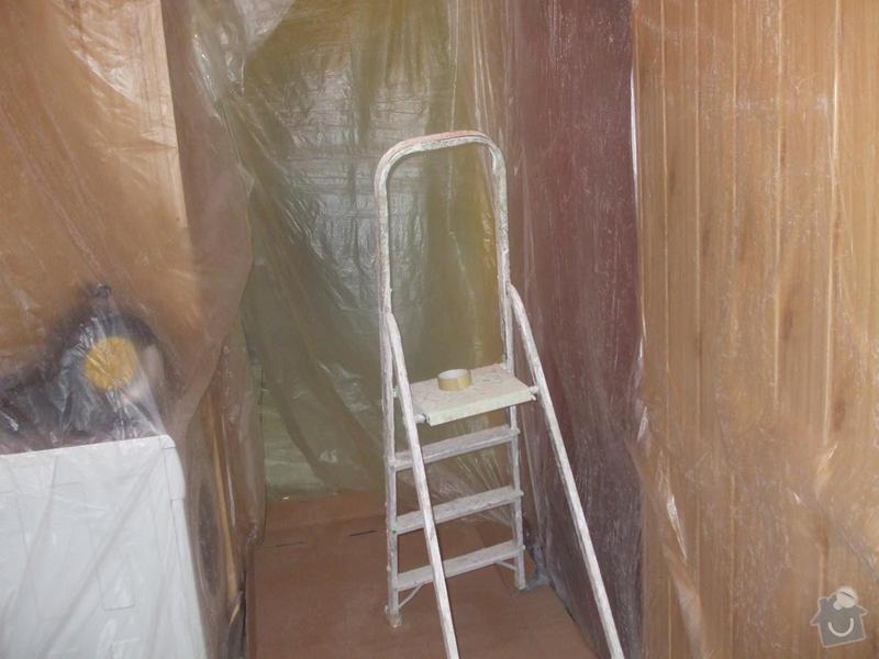Rekonstrukce koupelny: DSCF5895
