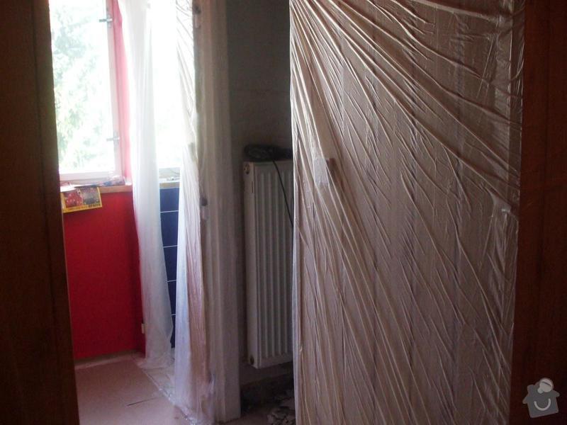 Rekonstrukce koupelny: DSCF5896
