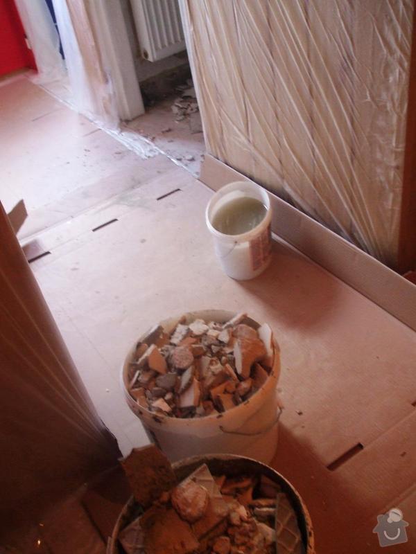 Rekonstrukce koupelny: DSCF5897