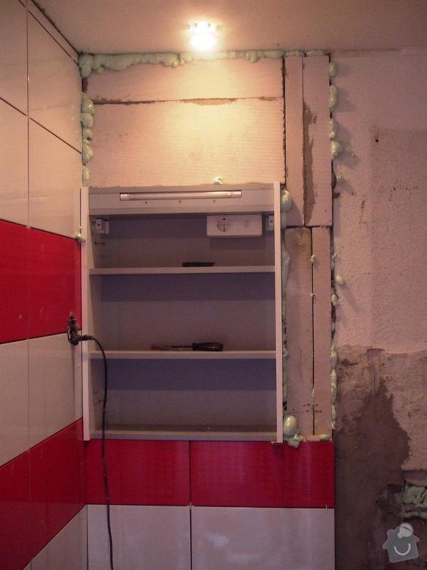 Rekonstrukce koupelny: DSCF5922