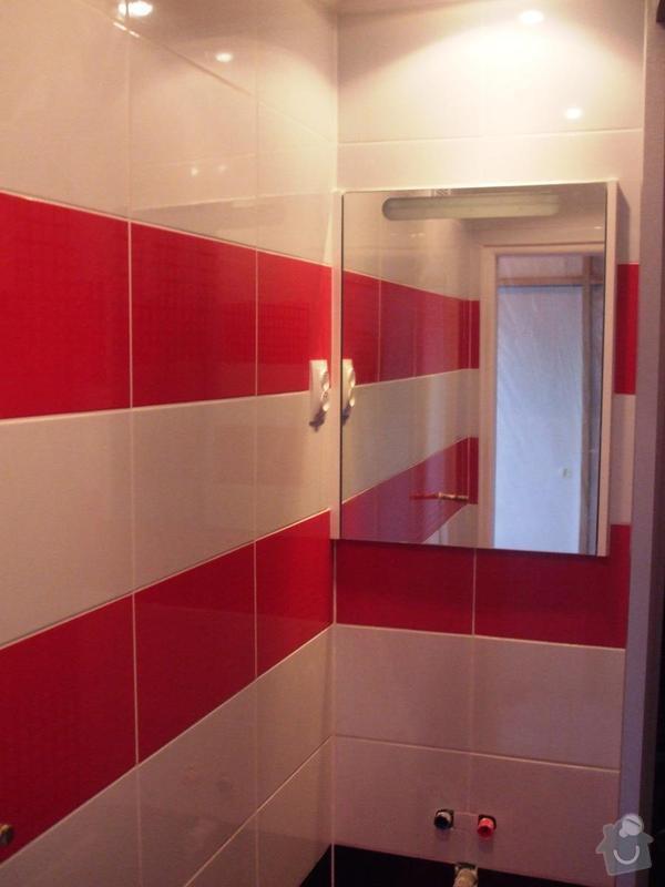 Rekonstrukce koupelny: DSCF5940