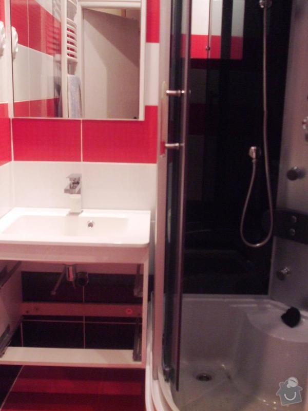 Rekonstrukce koupelny: DSCF5942