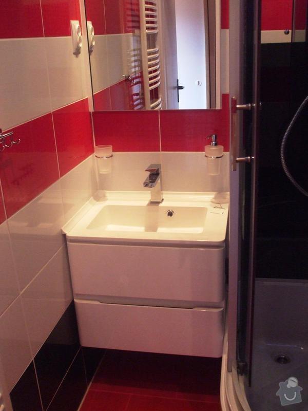 Rekonstrukce koupelny: DSCF5949