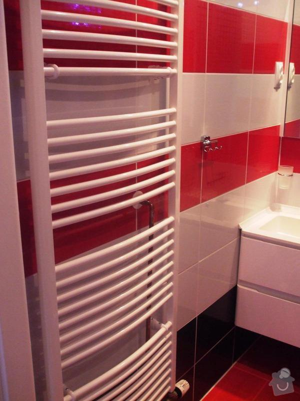 Rekonstrukce koupelny: DSCF5951
