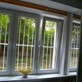 Zaveseni dekorace nalepeni zrcadla 25x160 cm na na zed 008