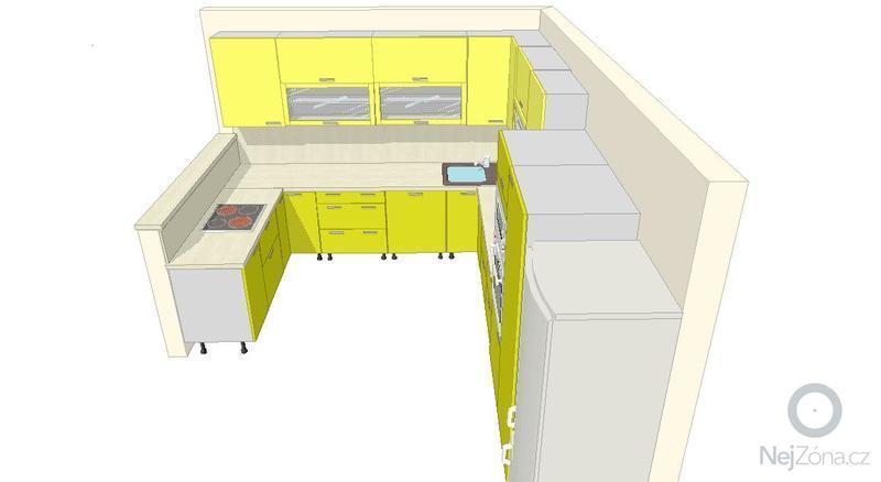 Výroba a montáž kuchyšké linky.: gal_b