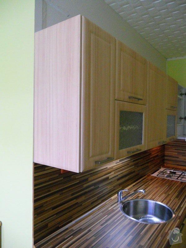 Výroba a montáž kuchyšké linky.: DSCN1194