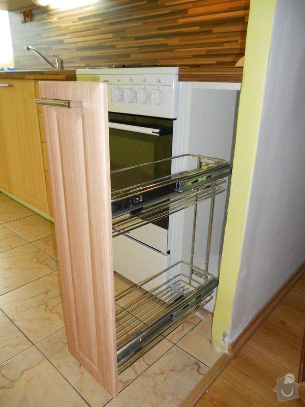 Výroba a montáž kuchyšké linky.: DSCN1196