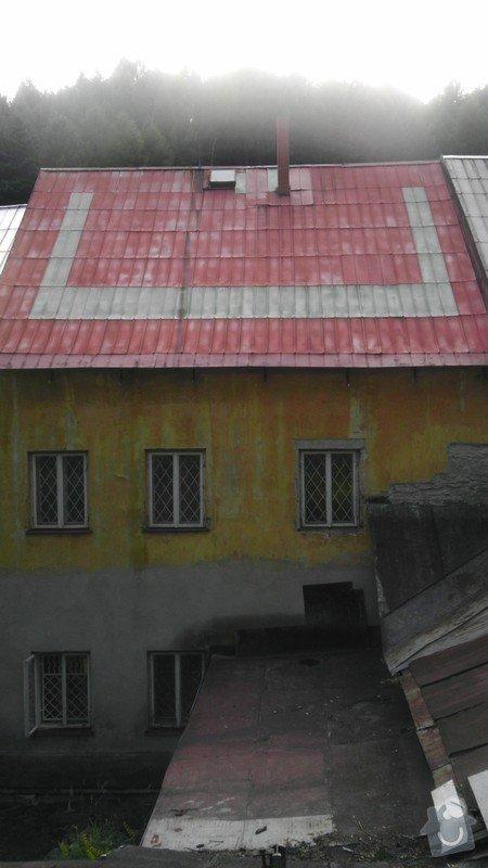 Pokládka střechy ze šindele, bitumenu: IMAG0224
