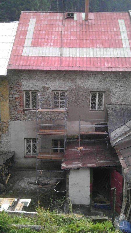 Pokládka střechy ze šindele, bitumenu: IMAG0317