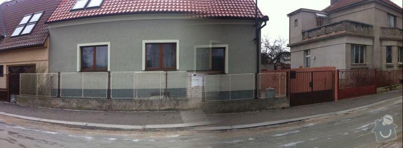 Stavba podezdivky pod plot: kralupy-plot-foto01