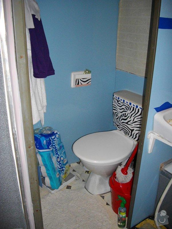 Rekonstrukce panelakove koupelny + kuchyn: IMGP7211