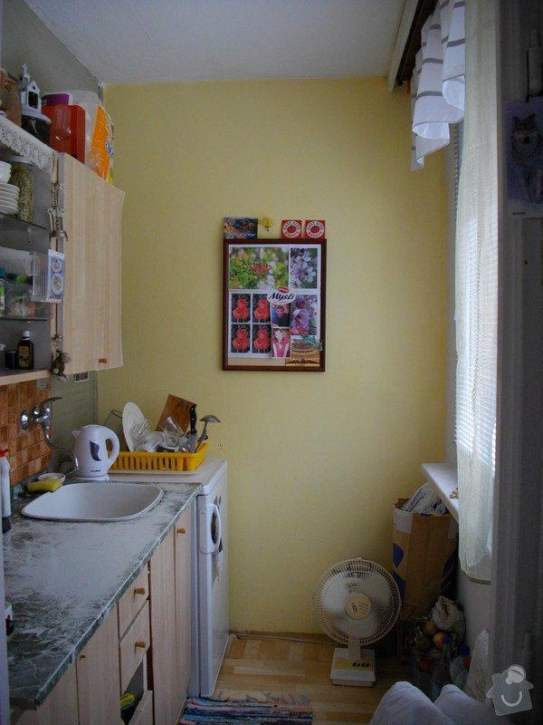 Rekonstrukce panelakove koupelny + kuchyn: IMGP7215