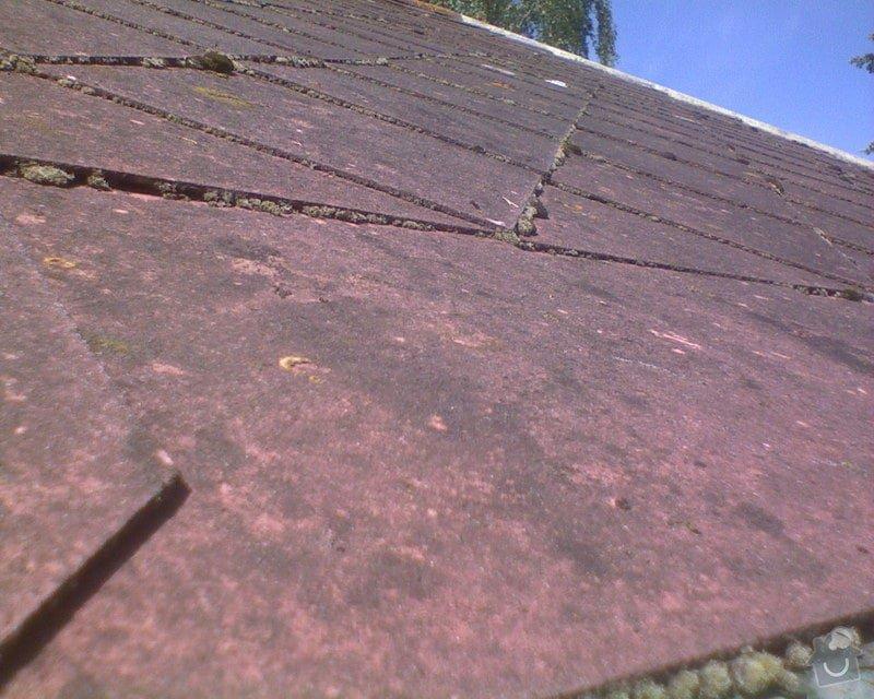 Renovace eternitové střechy 60 m2: Strecha3