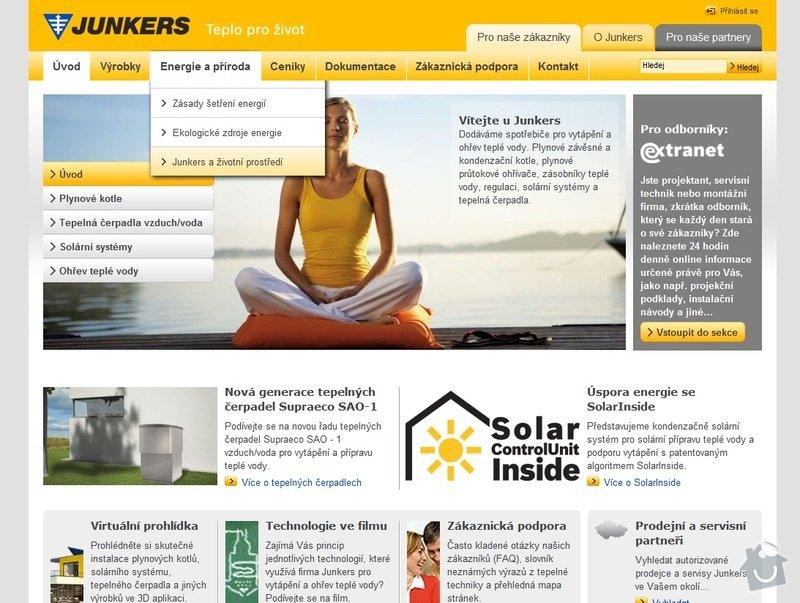 Nové Webové stránky: 2