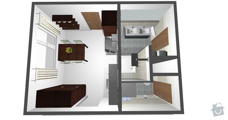 Rekonstrukce bytového jádra : R_01a