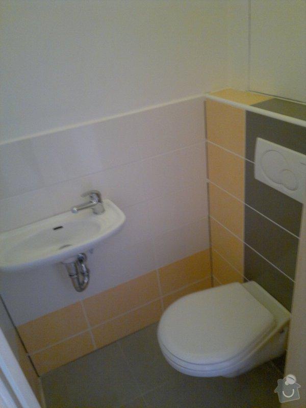 Kompletní rekonstrukce bytu 2+1 Brno: 2012-04-29-1049