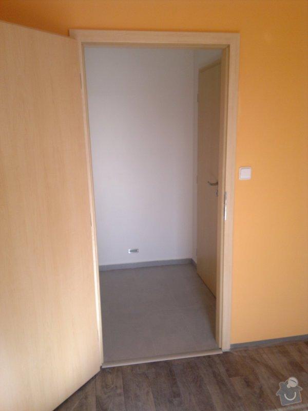Kompletní rekonstrukce bytu 2+1 Brno: 2012-04-29-1043