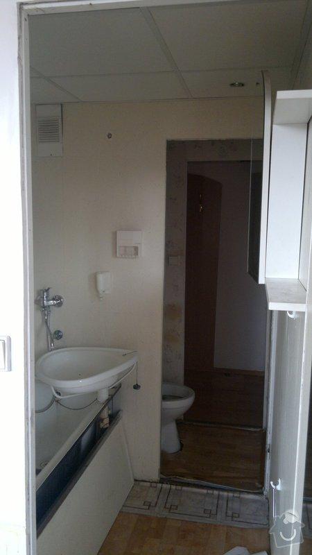 Kompletní rekonstrukce bytu 2+1 Brno: 091120112517