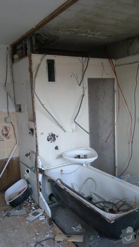 Kompletní rekonstrukce bytu 2+1 Brno: 091120112521