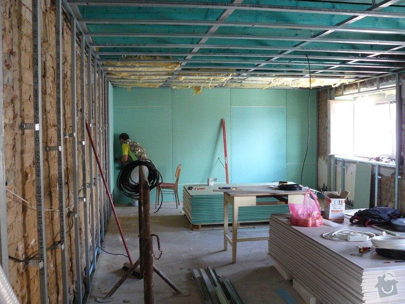 Stavební úpravy ve starším domě: 27_sadrokartony1