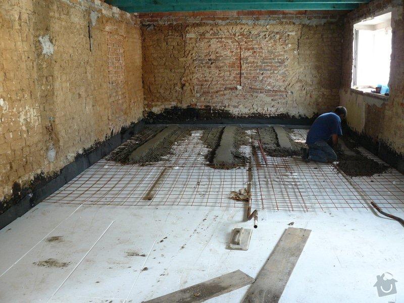 Stavební úpravy ve starším domě: zateplene_podlahy