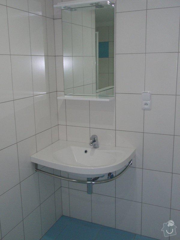 Rekonstrukce bytu + výroba vestavěného nábytku: P8152445