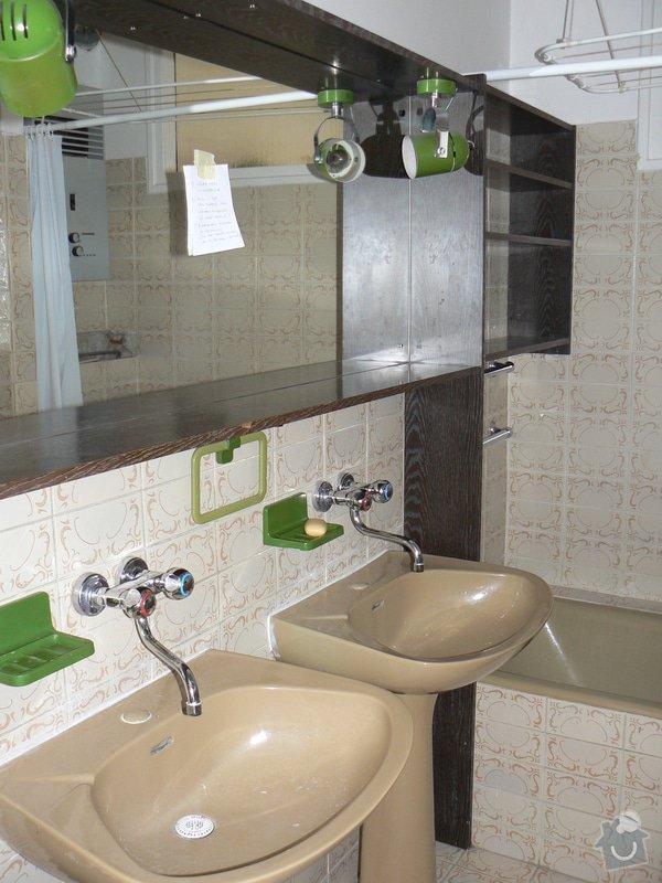 Rekonstrukce koupelny v cihlovém domě: R_P1040363