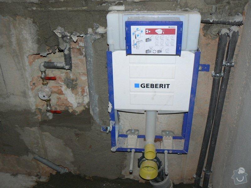 Rekonstrukce koupelny v cihlovém domě: R_P1040409