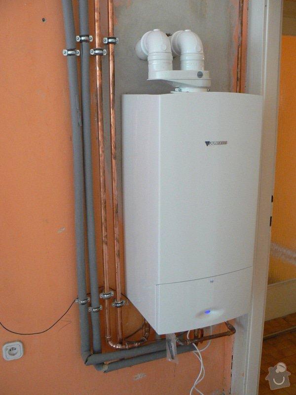 Rekonstrukce koupelny v cihlovém domě: R_P1040411