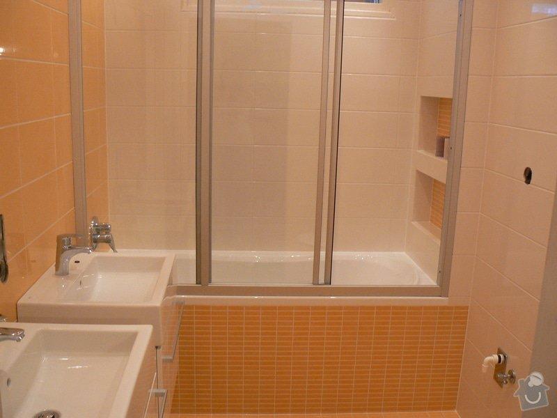 Rekonstrukce koupelny v cihlovém domě: R_P1040448