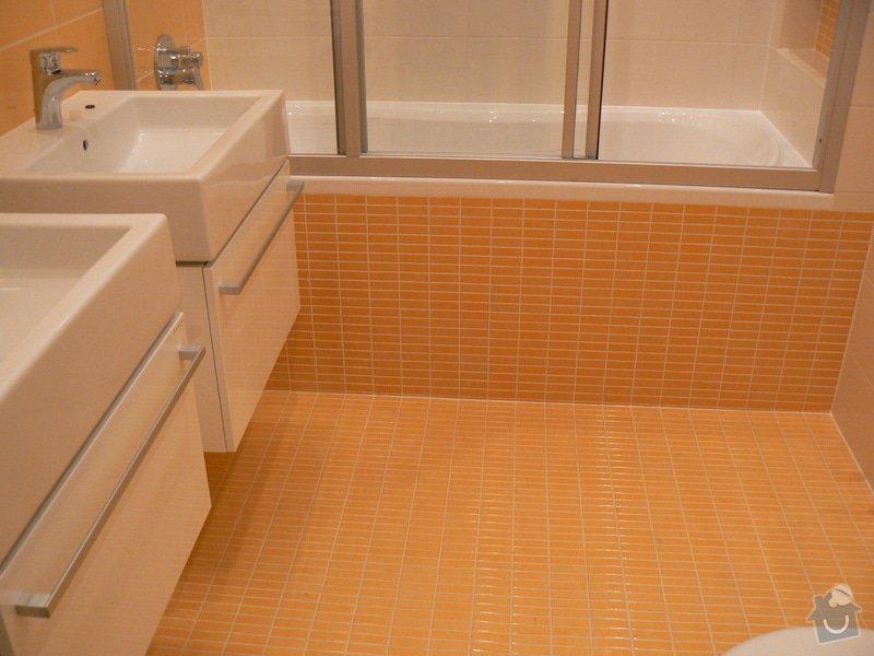 Rekonstrukce koupelny v cihlovém domě: R_P1040449