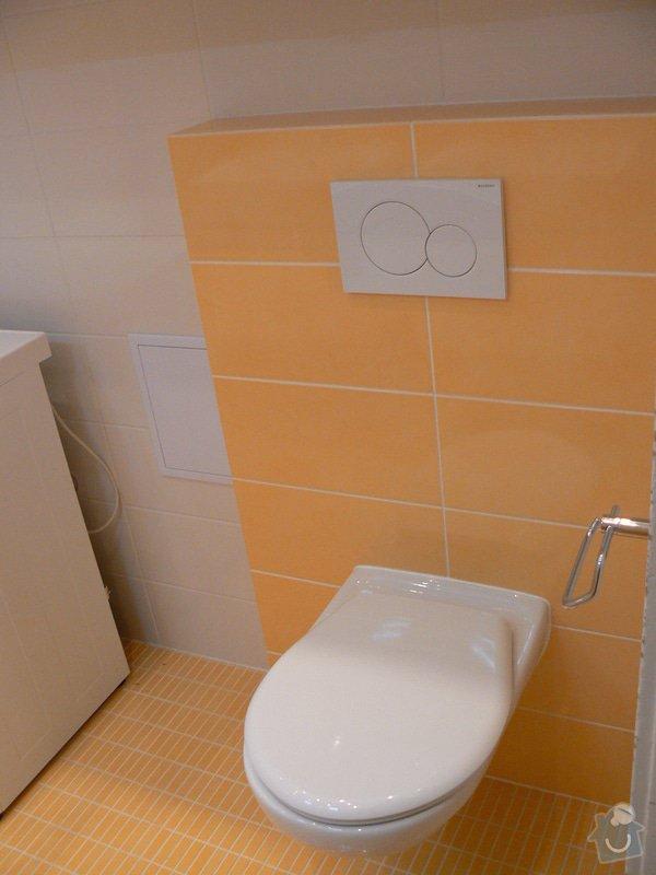 Rekonstrukce koupelny v cihlovém domě: R_P1040453