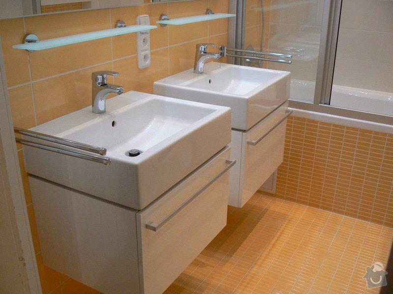Rekonstrukce koupelny v cihlovém domě: R_P1040454
