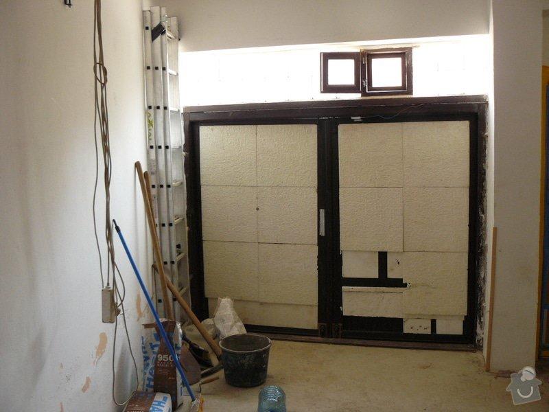 Garážová vrata dvoukřídlá: P1150818