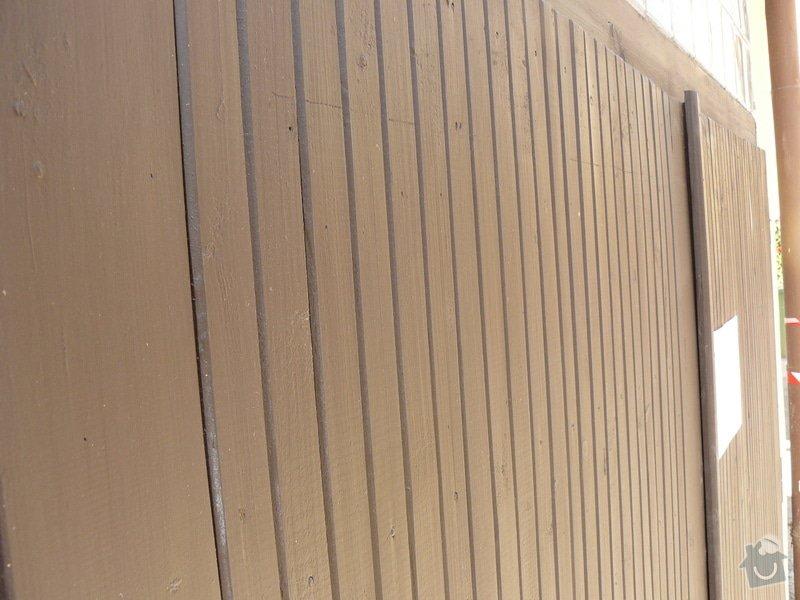 Garážová vrata dvoukřídlá: P1150824