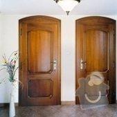 Truhlář - 70cm dveře s obložkou: dvere