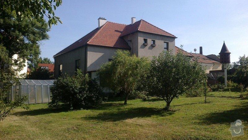 Zhotovení střechy: 2012-08-18-130
