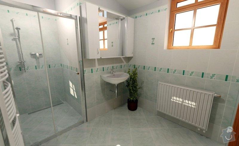 Stavební a obkladačské práce - podkrovní koupelna: hrbacek_koupelna2_nebbia_var2_1