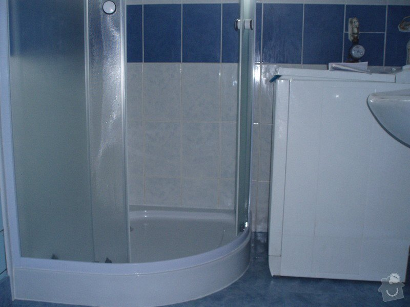 Rekonstrukce koupelny: P6150258