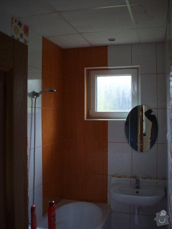 Rekonstrukce koupelny a WC: P5020215