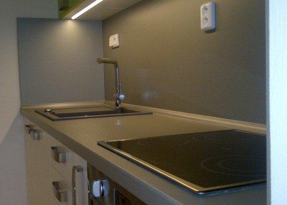Rekonstrukce jádra + výroba kuchyňské linky