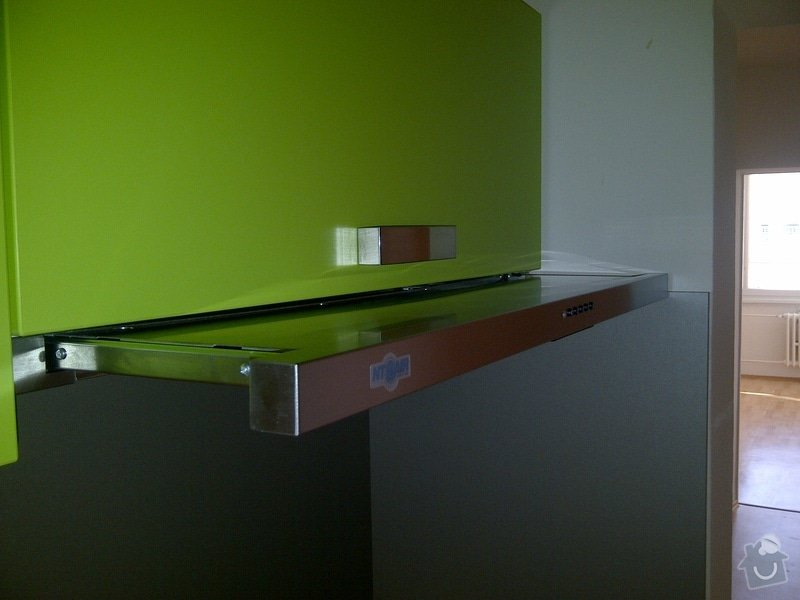 Rekonstrukce jádra + výroba kuchyňské linky : IMG-20120818-00647