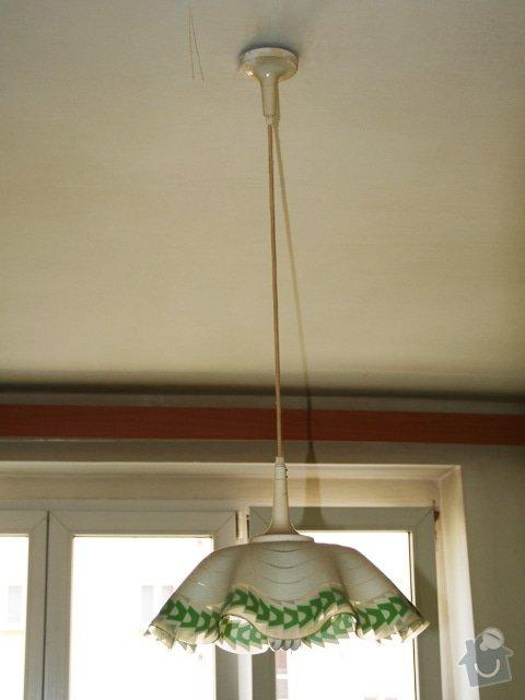 Odmontování zabudovaných poliček, svítidel, kuch. linky a dalšího vybavení bytu 1+1: i7776