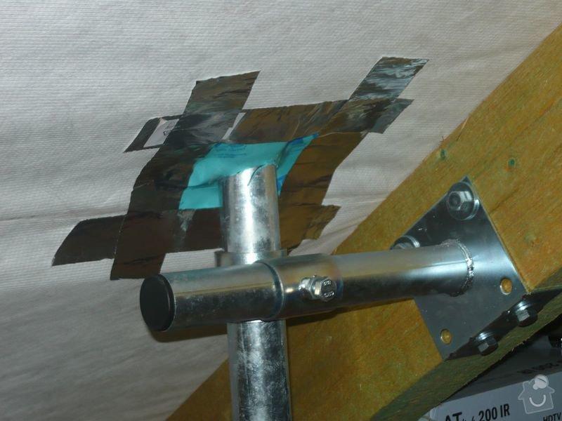 Instalace anténního systému s přepěťovými ochranami: 4detail-prustupu-strechou