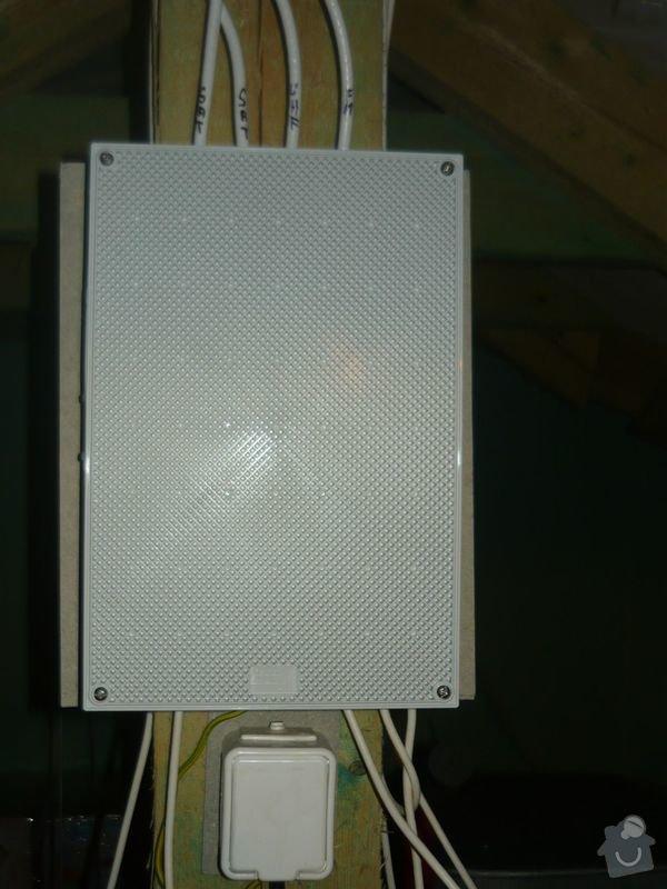 Instalace anténního systému s přepěťovými ochranami: 2prpetovy-rozvadec-zavreny