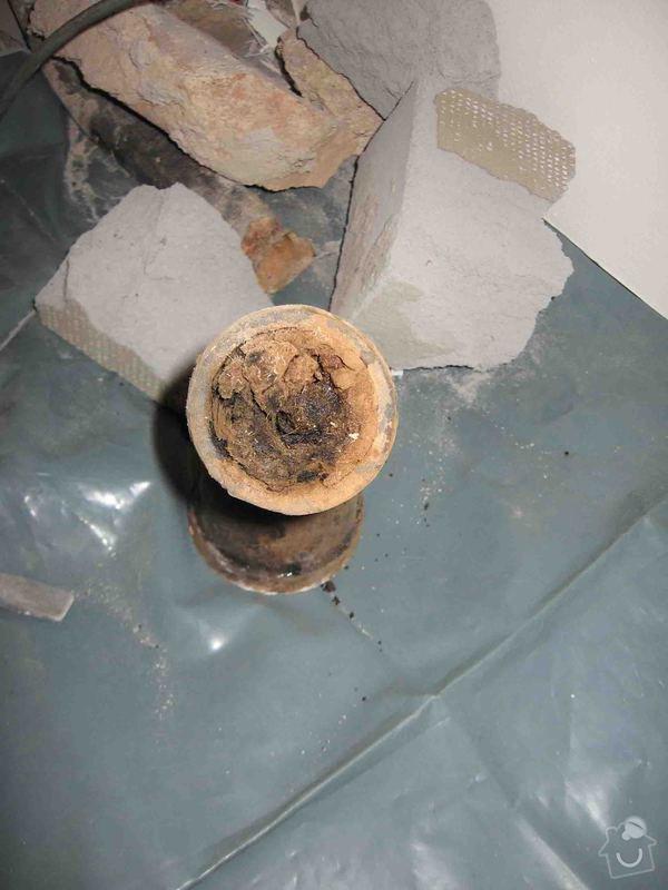 Rekonstrukce koupelny a části kuchyně: IMG_5672